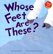 Cover of: Whose Feet Are These?