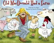 Cover of: Old Macdonald Had a Farm (Traditional Songs) |