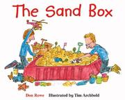 Cover of: sandbox | Don Rowe