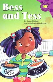 Cover of: Bess and Tess | Susan Blackaby
