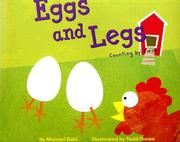 Cover of: Eggs and Legs | Michael Dahl