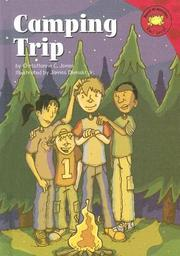 Cover of: Camping trip | Christianne C. Jones