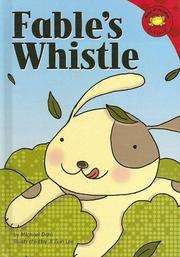 Cover of: Fable's whistle