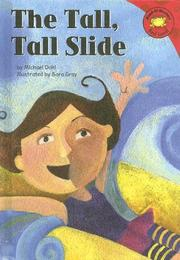 Cover of: The tall, tall slide