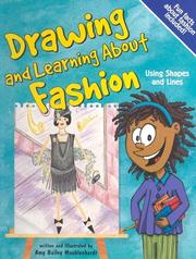Cover of: Drawing And Learning About Fashion (Sketch It!) |