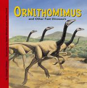 Cover of: Ornithomimus and Other Fast Dinosaurs