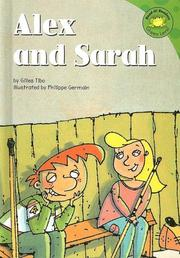 Cover of: Alex and Sarah