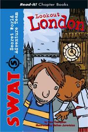 Cover of: Lookout London (Read-It! Chapter Books) (Read-It! Chapter Books)