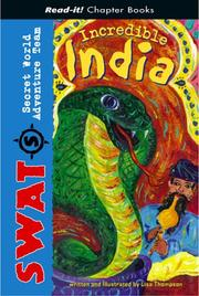 Cover of: Incredible India (Read-It! Chapter Books) (Read-It! Chapter Books)