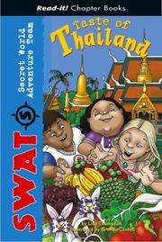 Cover of: Taste of Thailand (Read-It! Chapter Books) (Read-It! Chapter Books)
