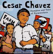 Cover of: Cesar Chavez: Champion and Voice of Farmworkers (Biographies)