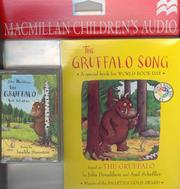 Cover of: The Gruffalo Song Book and Tape Pack