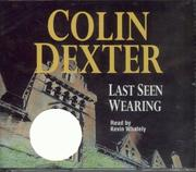 Cover of: Last Seen Wearing (Inspector Morse)