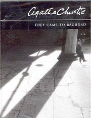 Cover of: They Came to Baghdad