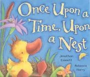 Cover of: Once Upon a Time Upon a Nest