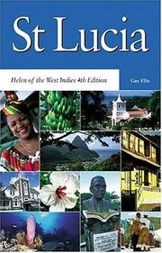 Cover of: Macmillan Saint Lucia | Guy Ellis