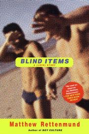 Cover of: Blind items