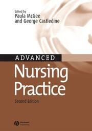 Cover of: Advanced Nursing Practice | George Castledine