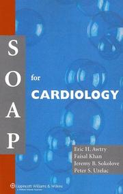Cover of: SOAP for Cardiology (Soap) | Eric H Awtry