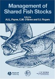 Cover of: Management of shared fish stocks |