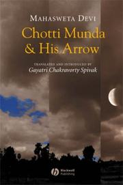 Cover of: Chotti Munda and His Arrow