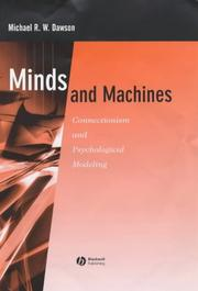 Cover of: Minds and Machines | Michael Robert William Dawson