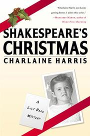 Cover of: Shakespeare's Christmas: A Lily Bard Mystery