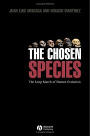 Cover of: The chosen species