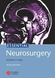 Cover of: Essential Neurosurgery (Essentials)