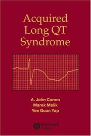 Cover of: Acquired Long QT Syndrome | A. John Camm