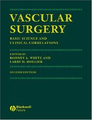 Cover of: Vascular Surgery | Larry H. Hollier