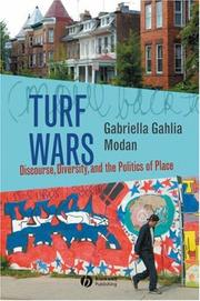 Cover of: Turf Wars | Gabriella Gahlia Modan