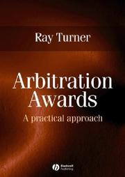 Cover of: Arbitration Awards