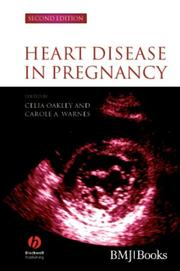 Cover of: Heart Disease in Pregnancy | Carole A. Warnes