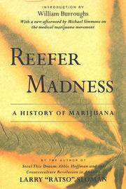 Cover of: Reefer madness | Larry Sloman