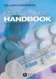 Cover of: Practice Nurse Handbook | Gillian D. Hampson