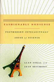 Cover of: Fashionable nonsense