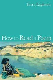 Cover of: How to Read a Poem