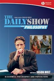 Cover of: The Daily Show and Philosophy