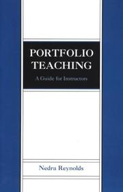 Cover of: Portfolio teaching