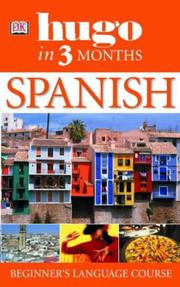Cover of: Spanish (Hugo in Three Months)