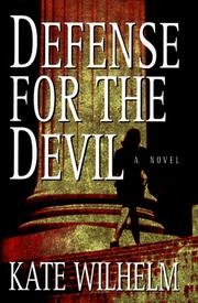 Cover of: Defense for the Devil