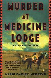 Cover of: Murder at Medicine Lodge