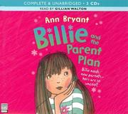 Cover of: Billie and the Parent Plan | Ann Bryant