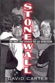 Stonewall by David Carter