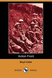 Cover of: Action Front
