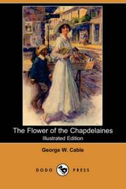 Cover of: The Flower of the Chapdelaines