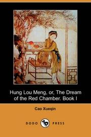 Cover of: Hung Lou Meng