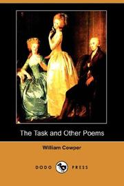 Cover of: The task, and other poems