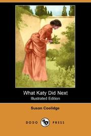 Cover of: What Katy Did Next